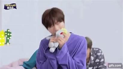Yedam Gifs Biting Aegyo Kpop Meme Boy