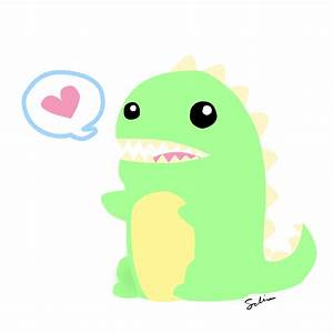 Image Gallery dinosaur love