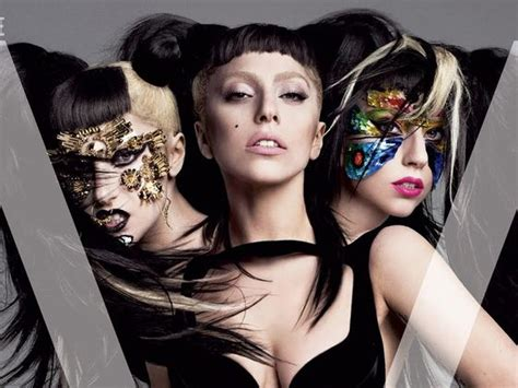 Which Is The Best Lady Gaga V Magazine Cover? Playbuzz