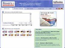 Traduc Francais Anglais : reverso traduction traduc gratuite en ligne francais anglais netoo ~ Medecine-chirurgie-esthetiques.com Avis de Voitures