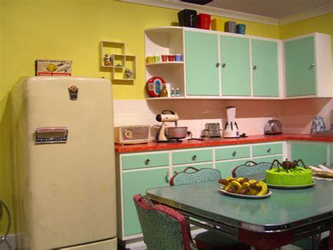 50s style kitchen cabinets de retro keuken nieuwe wonen 3923
