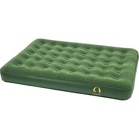 size air mattress at walmart stansport size air bed with bonus portable air