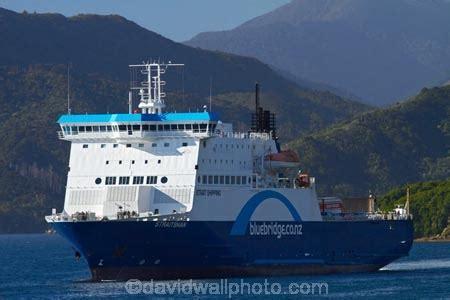 Ferry Boat New Zealand by Bluebridge Ferry Quot Straitsman Quot Sound