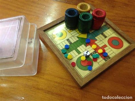 Mostrando resultados de juegos de precision. Antiguo juego juguete parchis miniatura - Vendido en Venta Directa - 81392912