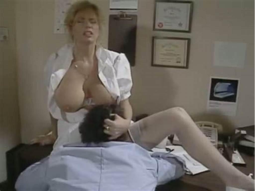 #Jaw #Dropping #Busty #Nurse #Gets #Her #Pussy #Licked #By #Kinky