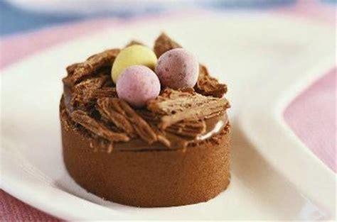 store pour cuisine parfait glacé de pâques au chocolat