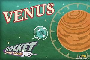 Angry Birds Space: Rocket Science Show Episode 2 – Venus ...