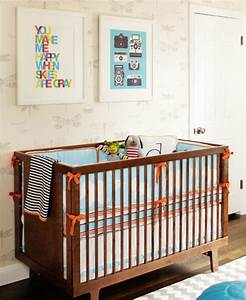 Ideas for an elegant baby room decorating