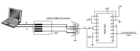 Usb Serial Communication Max Circuit Download