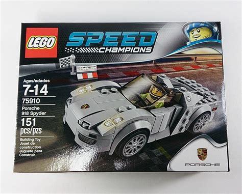 lego speed chions porsche lego speed chions porsche 918 spyder review set 75910