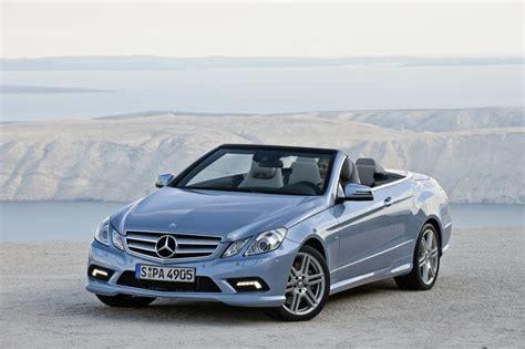 Mercedes Benz E Class Colors