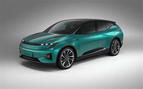Suv Electric Car by 2019 Byton Electric Suv Concept Revealed At Milan Design