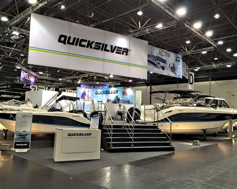 Floating Boat Show Helsinki by Events And Fairs Quicksilver Suomi Veneet Tyylik 228 S