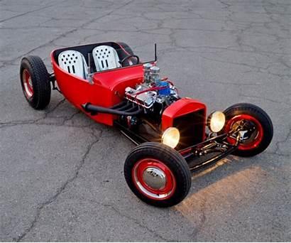 Bucket Tribute Speedway Rod Cars Magazine Rat