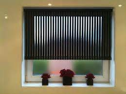 bathroom window covering ideas black vertical blinds for small window 3817