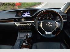 2014 Lexus ES 350 Sports Luxurydash