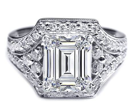 Emerald Cut Ring Settings Without Stones Antiques Portland Or Antique Settee Loveseat Shops In Maine Desk Chairs Dealers Who Buy Hall Trees For Sale Christies How Much Do Make