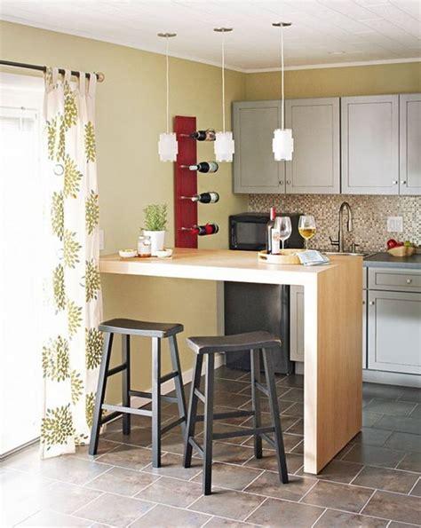 wall mounted liquor barras de cocina ideas de muebles funcionales para cocinas