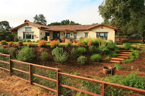 eco friendly landscape design by cox for hacienda