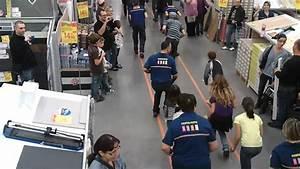 Castorama Saint Marcel Les Valence : flashmob castorama st marcel les valence youtube ~ Dailycaller-alerts.com Idées de Décoration
