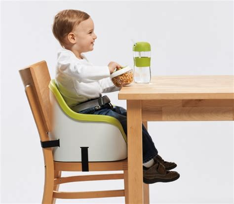 best booster seat for dining table oxo tot introduces two on the go seats