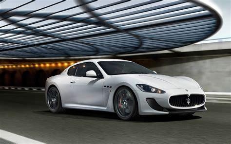 Maserati America by Maserati Granturismo Mc The Fastest Production Car