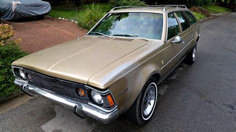 Designer Car? 1972 AMC Hornet Sportabout