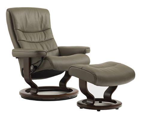 best prices ekornes stressless nordic leather recliner chair