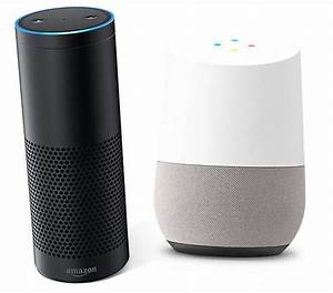 Google Home Oder Amazon Echo : heim assistenten amazon echo und google home teilen sich den markt ~ Frokenaadalensverden.com Haus und Dekorationen