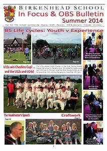 ISSUU In Focus & OBS Bulletin 2014 by Birkenhead School