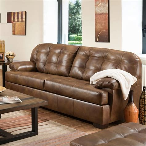 Sofa Industry by United Furniture Industries 2037 2037 03 Casual Sofa With