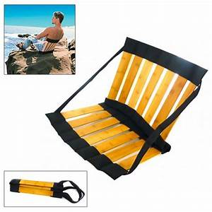 Transat De Plage Pliant Leger : si ge de plage pliant bambou 18 95 ~ Dailycaller-alerts.com Idées de Décoration