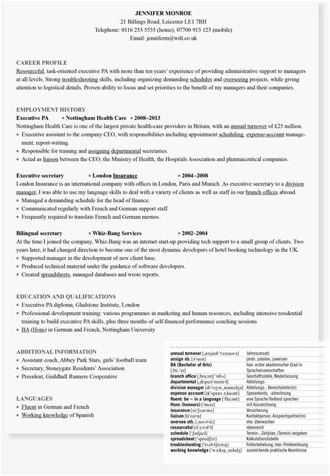 So Schreiben Sie Einen Englischen Lebenslauf  Business. Lebenslauf Cv Vorlage Word. Bewerbung Lebenslauf Muster Download. Lebenslauf Mit Oder Ohne Foto. Lebenslauf Schreiben How To. Anschreiben Lebenslauf Zeugnisse Pdf Datei. Lebenslauf Praktikum Lehramt. Cv Design Education. Lebenslauf Layout Kostenlos Download
