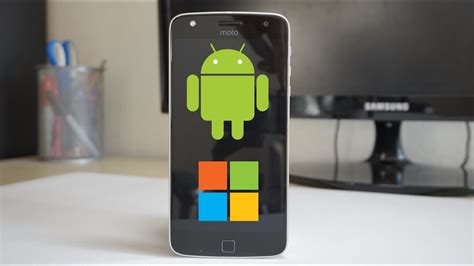 how to turn your android phone into a quot microsoft phone quot