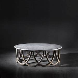 ringo antique silver arabescato white marble round With antique white round coffee table