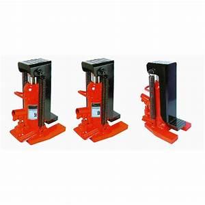 China Manual Hydraulic Cylinder With Toe-lift