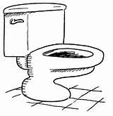 Bathroom Coloring Toilet Dibujos Water Colorear Toilette Pintar Inodoros Kleurplaten Coloriage Inodoro Supercoloring Gratis Bater Dibujo Kleurplaat Ausmalbild Sketch Dibujar sketch template