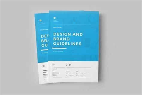 modern corporate brochure templates design shack
