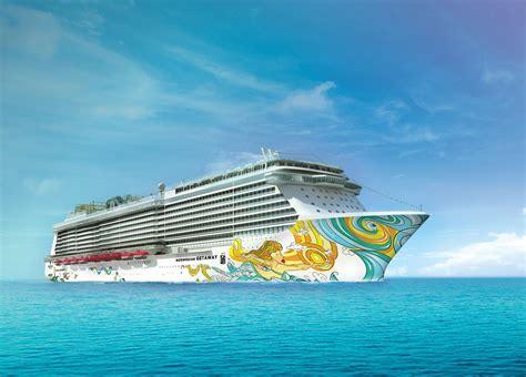 Norwegian Cruise Line Ships - Norwegian Getaway
