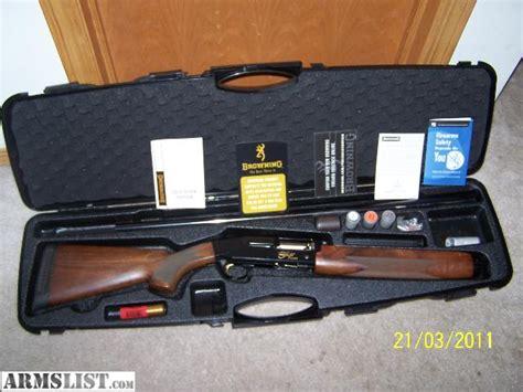 Browning Gold Fusion 12 Gauge Shotgun