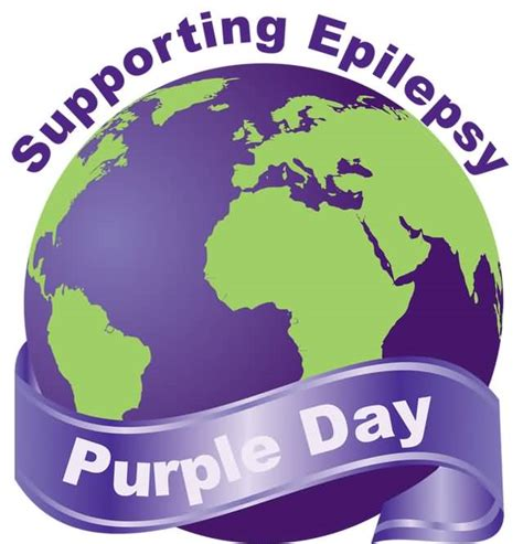 Wear Purple Day Epilepsy Awareness