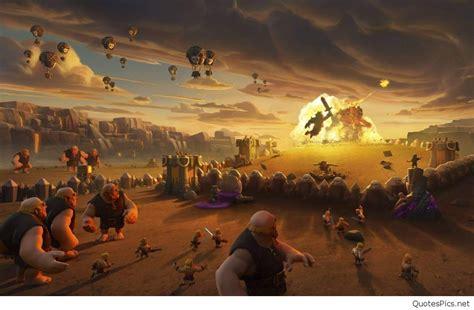 clash  clans wallpaper  hd