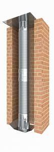 Tubage Exterieur Cheminée Inox : tubage inox flexible double peau r novation de conduit ~ Edinachiropracticcenter.com Idées de Décoration