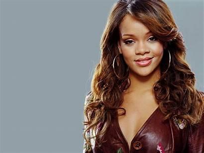 Rihanna Wallpapers Celebrity Barbados Hairstyles Hair Pop