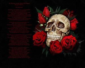 Dark Wallpapers: Skulls Wallpapers