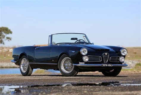 Alfa Romeo 2600 Spider For Sale by 1964 Alfa Romeo 2600 Spider Is Listed Sold On