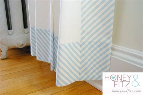 Easy Bias Stripe Nursery Curtains & Diagonal Stripe Fabric, Also Easy Tips For A Diy Pinch Pleat Painters Canvas Drop Cloth Curtains Pottery Barn Navy Blackout Lining Material For Set Of 2 Sliding Doors Lowes Tie Back Shower Curtain Sets Black And White Ideas With Reflective Backing