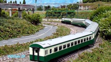 taman miniatur kereta api floating market lembang bandung youtube