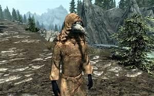 Skyrim All Light Armor Invisible Hood Skyrim Plague Doctor Skyrim Technical