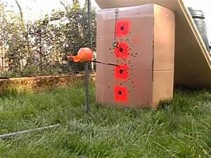 Fabriquer Un Arc : cible pour arc target bow youtube ~ Nature-et-papiers.com Idées de Décoration